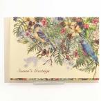 クラシッククリスマスカード クリスマス二羽の鳥