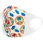 プラレール マスク 子供用 10枚入  立体マスク 電車 携帯  使い捨て マスクケース  おもちゃ こども 大容量  女の子 男の子 衛生 衛生