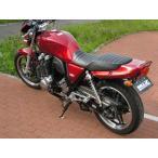[M.I.Z] CB1100(SC65)テールカウルキット シート加工(タックロール仕様) 赤色塗装
