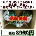 ショッピングスイカ 熊本産 小玉スイカ(ひとりじめ) 訳あり 箱込約7キロ 2〜6玉入り フルーツ すいか