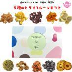 選べるドライフルーツ5種セット(ドライフルーツ5種セット A/B)  ギフト プレゼント ドライフルーツ 贈り物