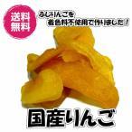 送料無料(国産りんご 80g×2パック)ドライフルーツ ビタミン リンゴ