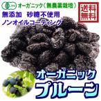 送料無料(オーガニック プルーン 1kg 100g×10パック)JAS有機認証 無農薬