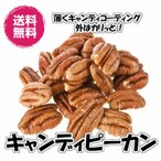 送料無料 (キャンディピーカン 160g/80g×2パック )ピーカンナッツ ペカンナッツ