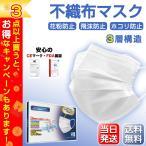 マスク 51枚入り 当日発送 送料無料 箱あり 使い捨て メルトブローン 不織布 ウィルス 花粉 対策 飛沫感染