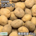 北あかり 5kg 自然農法 (青森県 遠藤農園) 産地直送