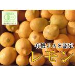 国産 リスボンレモン B品 サイズ混合3kg(神奈川県小田原 山下農園) 有機JAS 無農薬 柑橘 送料無料 産地直送
