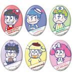 【定形外対応/3月予約】 おそ松さん×Sanrio Characters 缶バッジコレクション 全6種セット