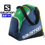 サロモンsalomon スキー スノーボード ブーツバック「EXTEND GEAR BAGエクステンドギアバッグ/ブルー×グリーン」L37695900