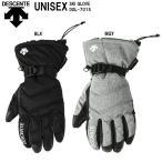 18DESCENTEデサント スキー スノーボード 手袋「メンズ ダウン グローブ」DGL-7015