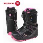 ROSSIGNOL(ロシニョール)初心者、初級者向け BOA搭載レディース女性用スノーボードブーツ「DIVA Boa」PINK RFD00J4