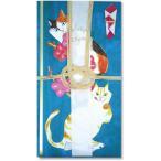 ネコ ご祝儀袋 結婚 おしゃれ かわいい 出産祝い 結婚式 御祝儀袋 お祝い 内祝い 個性的 もらうと嬉しい 日本製