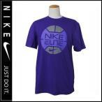 Nike エリートグラフィットTシャツ コートパープル(547) USサイズ