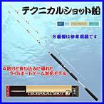 HA プロマリン  テクニカルショット船  タイプT ( トリガー付 )  T190ML  1.9m  ロッド  船竿  浜田商会
