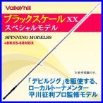 バレーヒル  ブラックスケール XX-SP ( スペシャルモデル )  BKXS-68MDX ロッド  バス竿  スピニングモデル @200 !