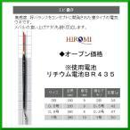 ヒロミ産業  電気ウキ  エビ撒き  レッド  サイズ 1号  送料無料