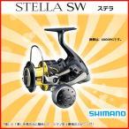 一部送料無料  シマノ  リール  13 ステラSW  6000PG  スピニング  | |Ξ  !