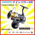 ( 1月末 生産予定 H29.12 )   シマノ  16 ツインパワーSW  6000XG  スピニング  リール  *6 Ξ !