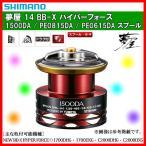 シマノ  夢屋  14 BB-X ハイパーフォース  PE0815DAスプール ( 定形外発送可 )