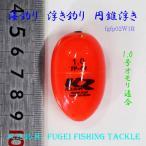 海釣り用 円錐ウキ 1.0号オモリ適合 H27fgfp02w1R ABS