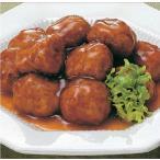 冷凍 業務用 テーブルマーク グルメ肉団子 300個 (1kg(50個)×6PC) にくだんご ミートボール ロット買い ケース買い まとめ買い
