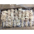 冷凍 スチーム焼き鳥モモ串 30g×50本入(1.5kg) 業務用 焼き鳥 やきとり 鶏 もも肉 大容量 学園祭 お祭り イベント 学祭 縁日 居酒屋 パーティー 7002907289