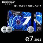 ショッピングゴルフ 2015 ブリヂストン e7 ゴルフボール 1ダース(12球入り) USモデル