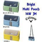 レディース キャロウェイ Bright Multi Pouch 14W JM マルチポーチ 日本仕様