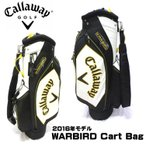 2016 Callaway WARBIRD キャロウェイ ウォーバード キャディーバッグ 9インチ