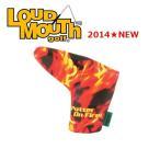 ラウドマウス LoudMouth ブレード パターカバー Liar-Liar ライアーライアー 炎