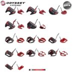 右用 オデッセイ オー・ワークス O-WORKS RED レッド パター 日本仕様 odyssey Callaway キャロウェイ オーワークス「あすつく対応」