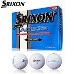 【NEWパッケージ】スリクソン AD333 ゴルフボール 1ダース(12球入り) ホワイト US仕様