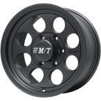 MICKEY-T ミッキートンプソン クラシック3 ブラック ホイール単品4本セット 8.00-16