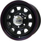 ハイエース200系 195/80R15■MORITA モリタ MRTデイトナ ブラック 6.50-15■グッドイヤー EAGLE 1 NASCAR LT(限定) サマータイヤ ホイールセット