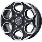 NV350キャラバン 215/65R16■PREMIX プレミックス ギア(パールブラックポリッシュ) 6.50-16■ダンロップ RV503C サマータイヤ ホイールセット