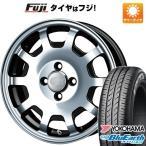 165/60R15■ENKEI allシリーズ オールフォー 5.00-15■ヨコハマ ブルーアース AE-01 SALE サマータイヤ ホイールセット