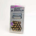 McGard マックガード スプラインドライブ・インストレーションキット ゴールド M12×1.5  品番:MCG-65027GD 袋ナット テーパー 1台