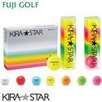 kasco KIRA STAR キャスコ キラ スター ゴルフボール 1ダース ◆オウンネーム対象外◆