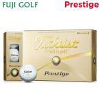 【送料無料】Titleist Prestige タイトリスト プレステージ ゴルフボール 1ダース【2015年モデル】◆オウンネーム対象外◆