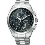 シチズン腕時計 ソーラー電波時計<BR> アテッサジェットセッターダイレクトフライト&a...
