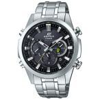 <カシオ腕時計 EDIFICE ソーラー電波時計>  ・先進のテクノロジーとダイナミック...