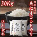 魚沼産コシヒカリ 御歳暮 ギフト 29年度産 お米 30kg(10キロ×3袋) 特別栽培米 送料無料