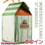 【オーガニックワイン】ルナーリア・モンテプルチアーノ・ダブルッツォ 赤 3L(パックワイン フルボディ 赤ワイン)※6セットまで1個口で発送可能