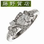 ショーメ  CHAUMET ビーマイラブ ダイヤリング 750WG×ダイヤモンド #49 8993