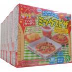 クラシエ ねるねのハッピーキッチン ミックスピザ 5箱 味も見た目も本物そっくりな ミックスピザが作れる手作りお菓子