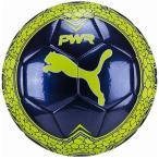 エヴォパワー VIGOR グラフィック 4 J(082789-44)プーマ サッカーボール 4号球 5号球 セーフティイエロー×ブールーデプス×アトミックブルー【プーマ/PUMA】