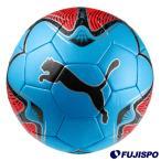 プーマ ワン スター ボール J(083011-21) サッカーボール 5号 4号 レッドブラスト×ブルーアズール×ブラックプーマ(puma)