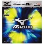 ミズノ Mizuno  卓球ラバー  表ソフト ブースター EV 18RT711 09(ブラック)カラー Mizuno 【取り寄せ品】 【メール便利用可】