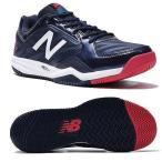 ニューバランス newbalance テニスシューズ オールコート メンズ MC190NV1 2E NAVYカラー