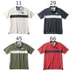 カンタベリー ラグビー メンズ 半袖 ラガーシャツ RA39110